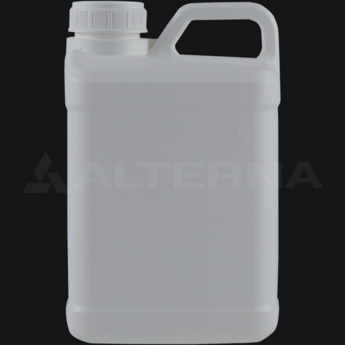 5 Liter HDPE Jerry Can with 63 mm Alu. Foil Seal Cap