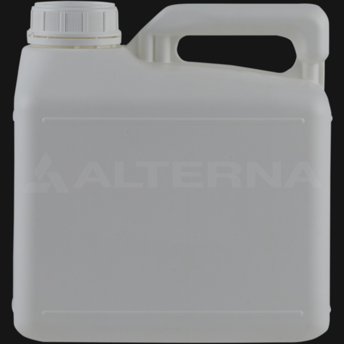 5 Liter HDPE Jerry Can with 63 mm Foam Seal Secure Cap