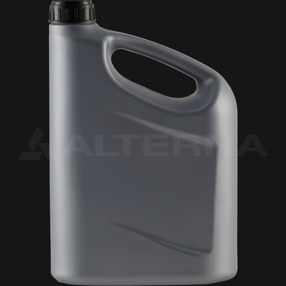 5 Liter HDPE Lubricant Jerry Can with 50 mm Alu. Seal Cap