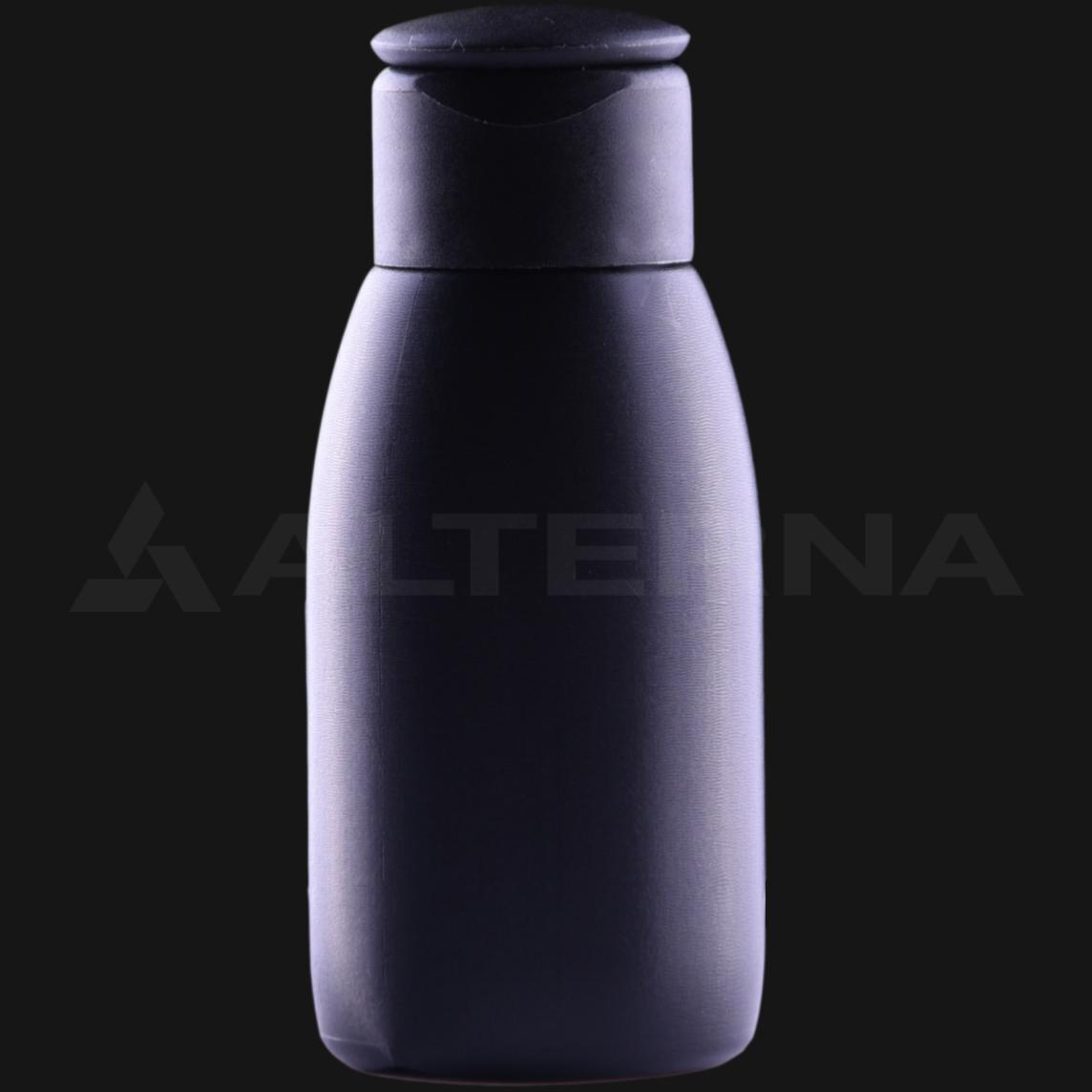 60 ml HDPE Bottle with 24 mm Flip Top Cap