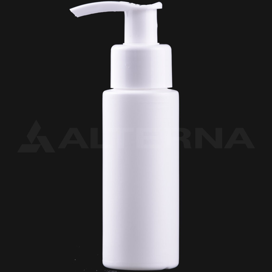 60 ml HDPE Bottle with 24 mm Pump Dispenser