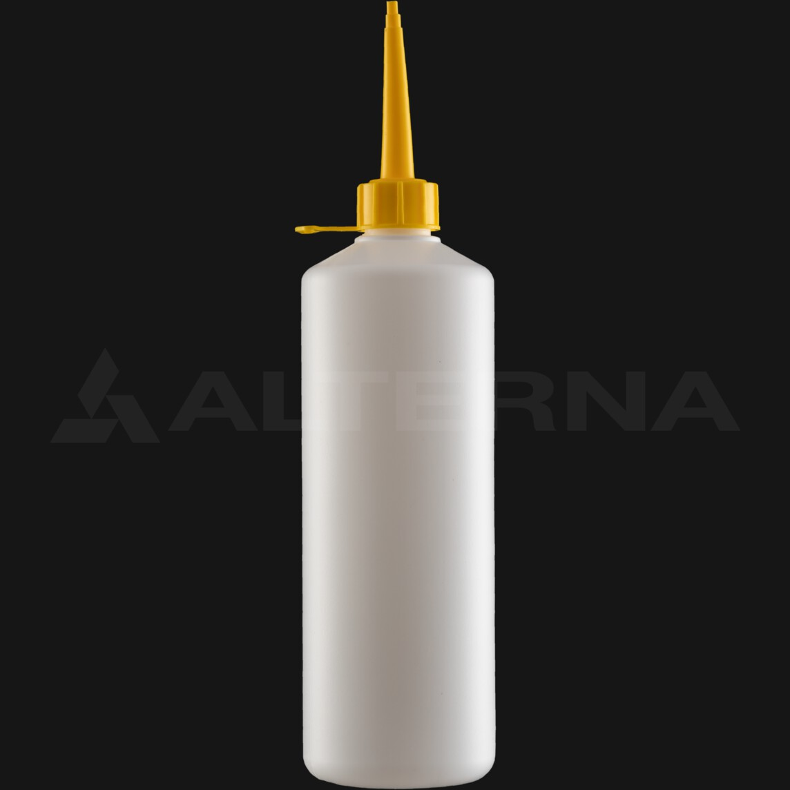 750 ml HDPE Bottle with 28 mm Glue Cap