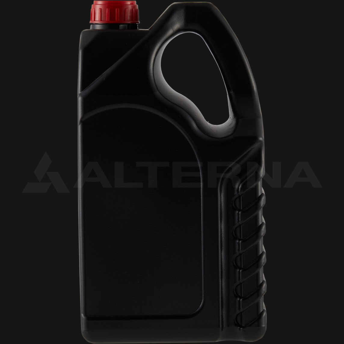 7 Liter HDPE Motor Oil Jerry Can with 50 mm Alu. Seal Cap